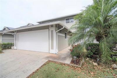Ewa Beach Single Family Home For Sale: 91-1074 Anaunau Street