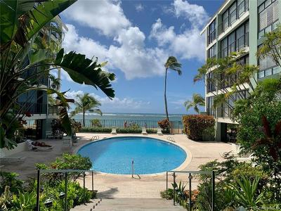 Honolulu Condo/Townhouse For Sale: 4999 Kahala Avenue #202