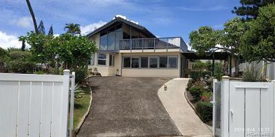 Aiea Single Family Home For Sale: 98-1107 Kaamilo Street