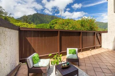 Kaneohe Condo/Townhouse For Sale: 47-245d Hui Iwa Street #2/4