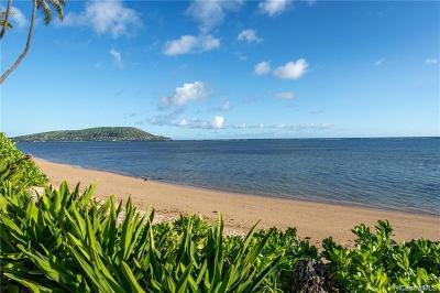 Honolulu County Single Family Home For Sale: 5535 Kalanianaole Highway