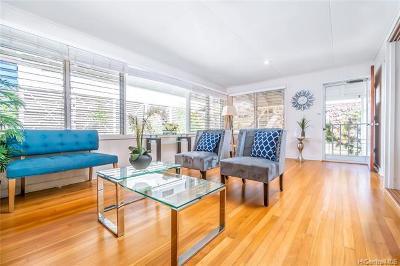 Aiea Single Family Home For Sale: 99-567 Kaulainahee Place