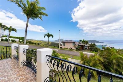 Hawaii Loa Ridge Single Family Home For Sale: 96 Moaniala Place