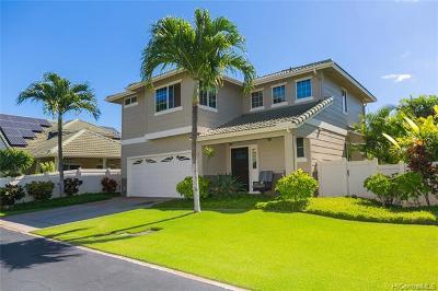 Ewa Beach Single Family Home For Sale: 91-793 Launahele Street #82