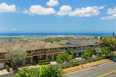 Kapolei Condo/Townhouse For Sale: 92-1140 Panana Street #306