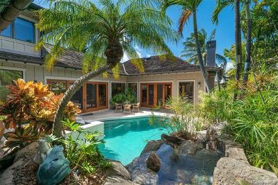 Honolulu Single Family Home For Sale: 4287 Kahala Avenue