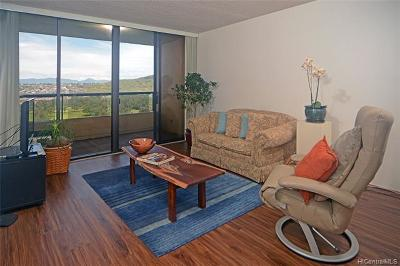 Honolulu Condo/Townhouse For Sale: 5333 Likini Street #1305