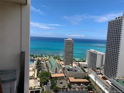 Honolulu Condo/Townhouse For Sale: 201 Ohua Avenue #3010