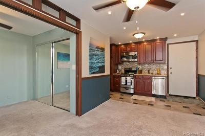 Honolulu Condo/Townhouse For Sale: 1459 Pele Street #306
