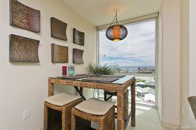 Honolulu Condo/Townhouse For Sale: 909 Kapiolani Boulevard #1603