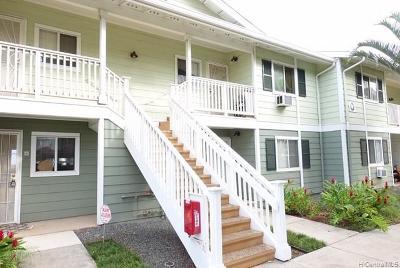 Waipahu Condo/Townhouse For Sale: 94-510 Lumiaina Street #Q202