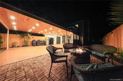 Single Family Home For Sale: 94-307 Lupua Place