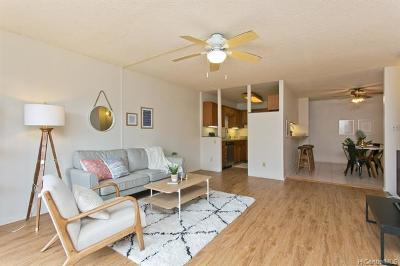 Kaneohe Condo/Townhouse For Sale: 46-078 Emepela Place #M101