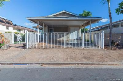 Waipahu Single Family Home For Sale: 94-695 Kaaka Street