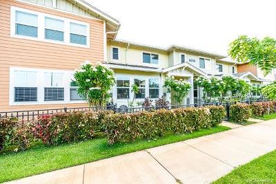Kapolei Condo/Townhouse For Sale: 550 Kamaaha Avenue #402