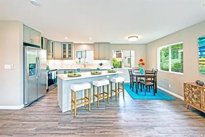 Honolulu Single Family Home For Sale: 1525 Amelia Street