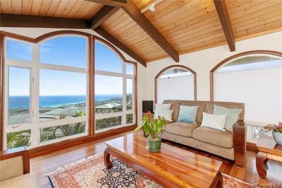 Honolulu Single Family Home For Sale: 2278 Okoa Street
