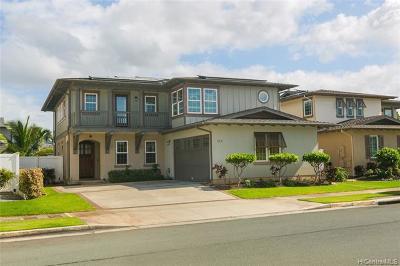 Ewa Beach Single Family Home For Sale: 91-1064 Waikapuna Street