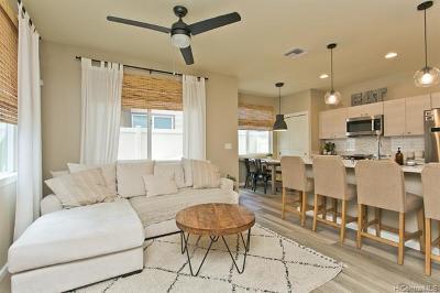 Ewa Beach Single Family Home For Sale: 91-1160 Kamakana Street #604