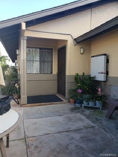 Waipahu Single Family Home For Sale: 94-1109 Kapehu Street