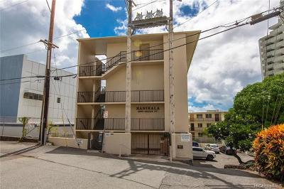 Honolulu Condo/Townhouse For Sale: 1099 Green Street #A304