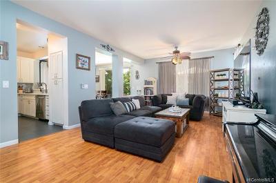 Kapolei Single Family Home For Sale: 91-1011a Kanehoalani Street