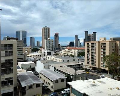 Honolulu Condo/Townhouse For Sale: 824 Kinau Street #710