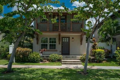 Ewa Beach Single Family Home For Sale: 91-2145 Kaiwawalo Street