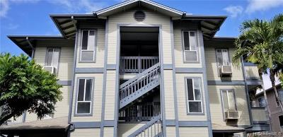Condo/Townhouse For Sale: 91-223 Hanapouli Circle #34J