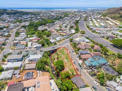 Honolulu Residential Lots & Land For Sale: 2448 Nalanieha Street