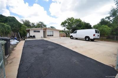 Ewa Beach Single Family Home For Sale: 91-1234 Hanaloa Street