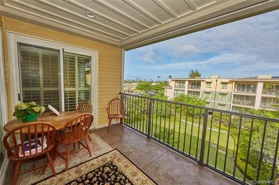 Honolulu County Condo/Townhouse For Sale: 501 Kailua Road #1305
