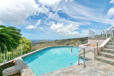 Honolulu Single Family Home For Sale: 1161 Ikena Circle