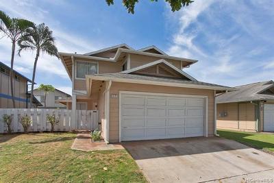 Single Family Home For Sale: 91-217 Kamoawa Place