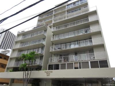 WAIKIKI Condo/Townhouse For Sale: 2572 Lemon Road #308