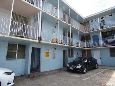 Waipahu Condo/Townhouse For Sale: 94-133 Pupupuhi Street #202