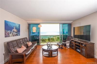 Honolulu Condo/Townhouse For Sale: 1177 Queen Street #3402