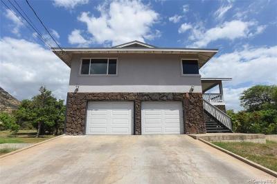 Waianae HI Single Family Home For Sale: $785,000
