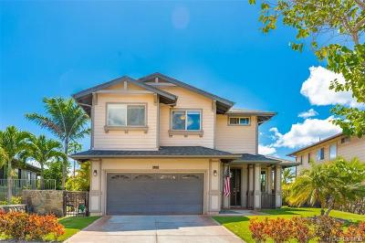 Kapolei Single Family Home For Sale: 92-2008 Kulihi Street