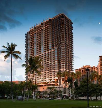 Honolulu Condo/Townhouse For Sale: 223 Saratoga Road #2303