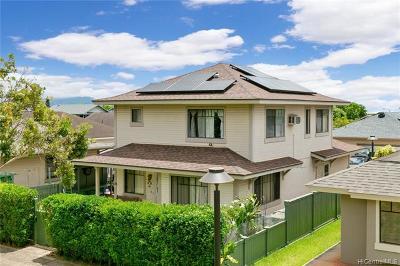 Waipahu Single Family Home For Sale: 94-1040 Keahua Loop