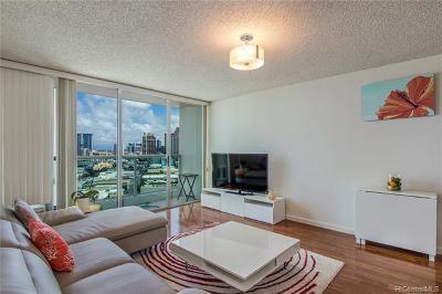 Honolulu HI Condo/Townhouse For Sale: $675,000