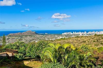 Honolulu Single Family Home For Sale: 2080 Alaeloa Street