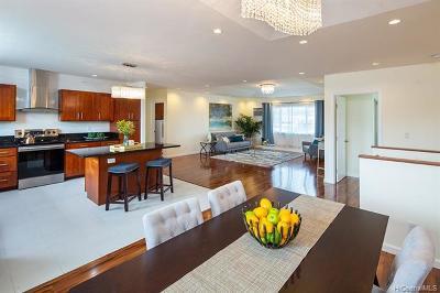 Honolulu Single Family Home For Sale: 728 Luawai Street