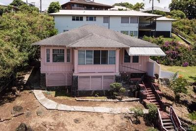 Honolulu Single Family Home For Sale: 942 Lolena Street