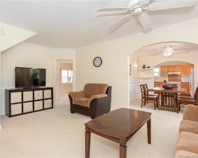 Honolulu Single Family Home For Sale: 2239 Hoonanea Street