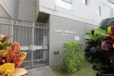 Kailua Condo/Townhouse For Sale: 711 Wailepo Place #304