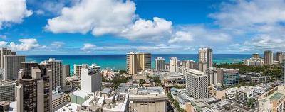 Honolulu Condo/Townhouse For Sale: 2240 Kuhio Avenue #3304