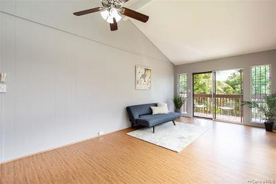 Aiea Condo/Townhouse For Sale: 98-1417 Kaahumanu Street #F