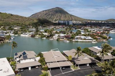 Honolulu County Condo/Townhouse For Sale: 493 Opihikao Place #42